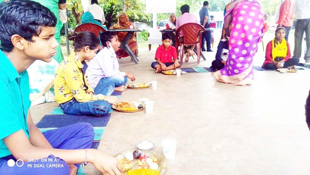 प्रशासन का प्रयास जिले में कोई न रहे भुखा : नैंसी सहाय