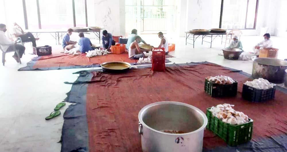 गोविन्द रसोई ने अब तक 307918 जरुरतमंद लोगों को भोजन किया वितरित
