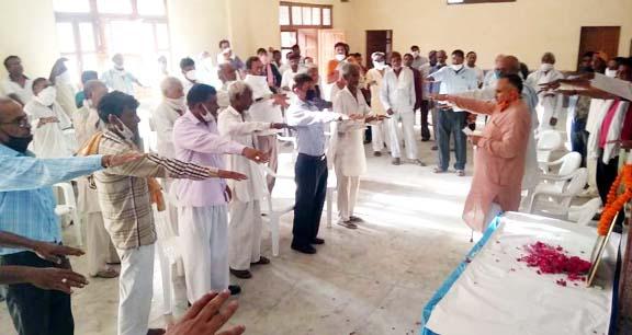 शहीद भगत सिंह को आदर्श मानने वाले युवा नशे से दूर रहने का लें संकल्प : जैन