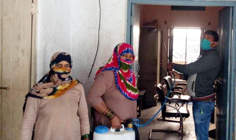 अनाज मंडी स्कूल बरवाला का एक लेक्चरर व दो जेबीटी पाए गए कोरोना पॉजिटिव