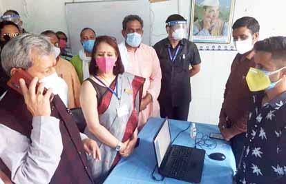 कोविड के दौरान डॉक्टरों की कमी न हो : सीएम रावत