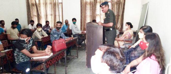 कर्नल राजेश दहिया।