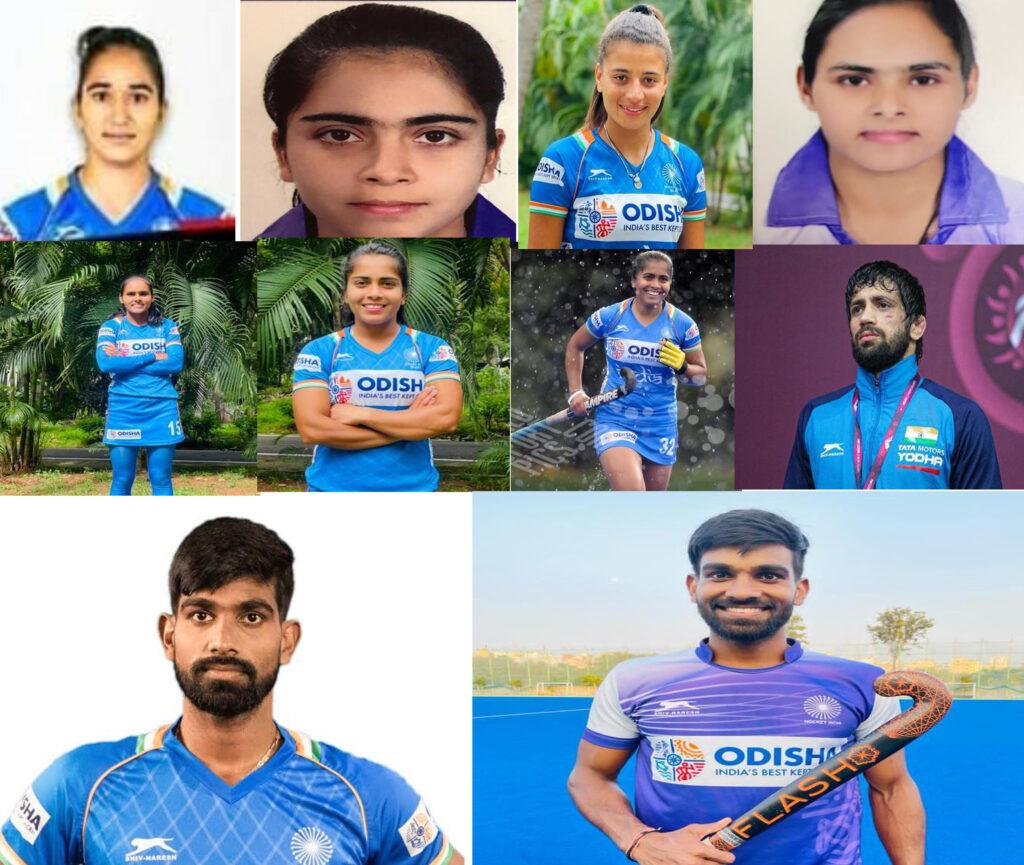 जिले के खिलाडिय़ों ने रचा इतिहास, छह खिलाड़ी ओलंपिक के लिए चुने गए