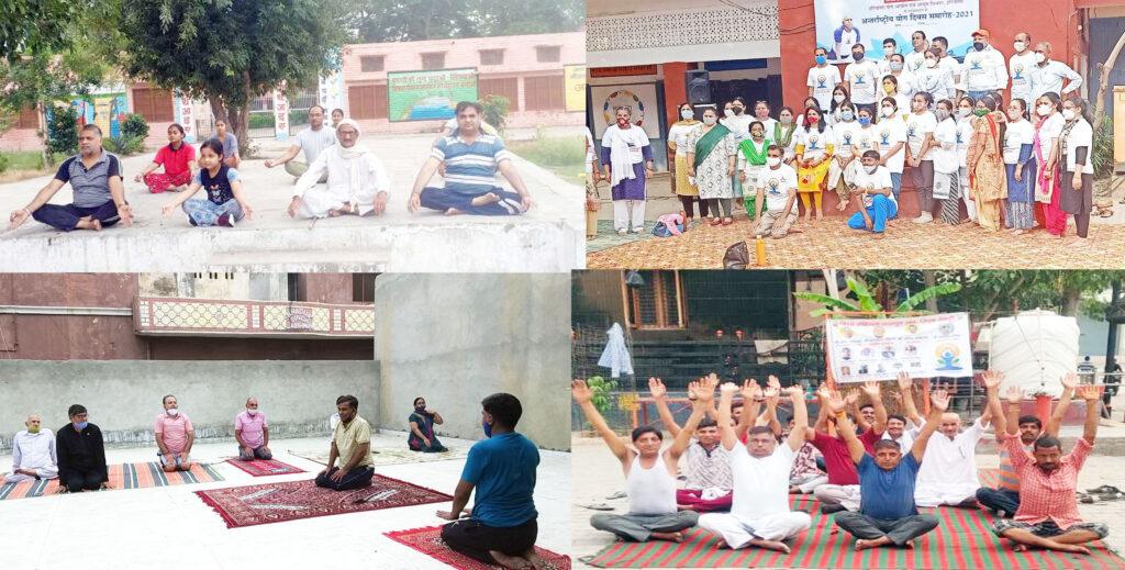 योग भारतीय संस्कृति का महत्वपूर्ण हिस्सा : रेनूका, Renuka