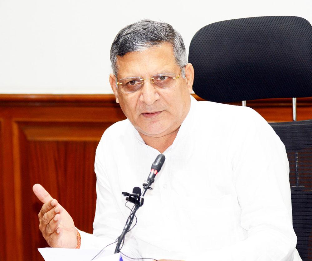 बाहरवीं कक्षा का परीक्षा परिणाम जल्द ही जारी किया जाएगा : मंत्री कंवरपाल