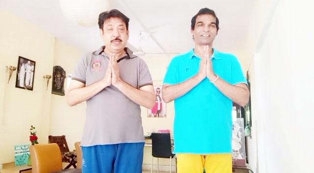 मनुष्य की वास्तविक पूंजी उसका शरीर : फिल्म डायरेक्टर संजय काकरान