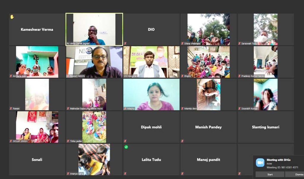 स्वस्थ देवघर, सुरक्षित देवघर अभियान का होगा आयोजन