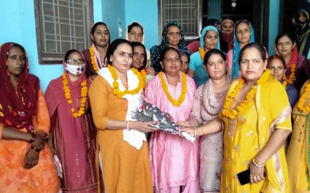 भाजपा नारनौंद और खेड़ी मंडल कार्यकारिणी की घोषणा