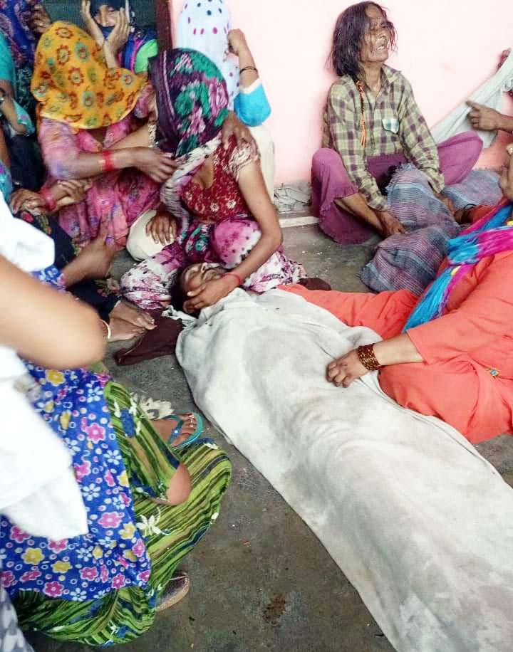 बिजली का करंट लगने से पिता-पुत्रों की मौत