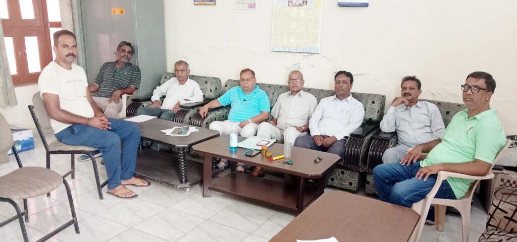 अम्बेडकर सोसायटी की बैठक 8 अगस्त को