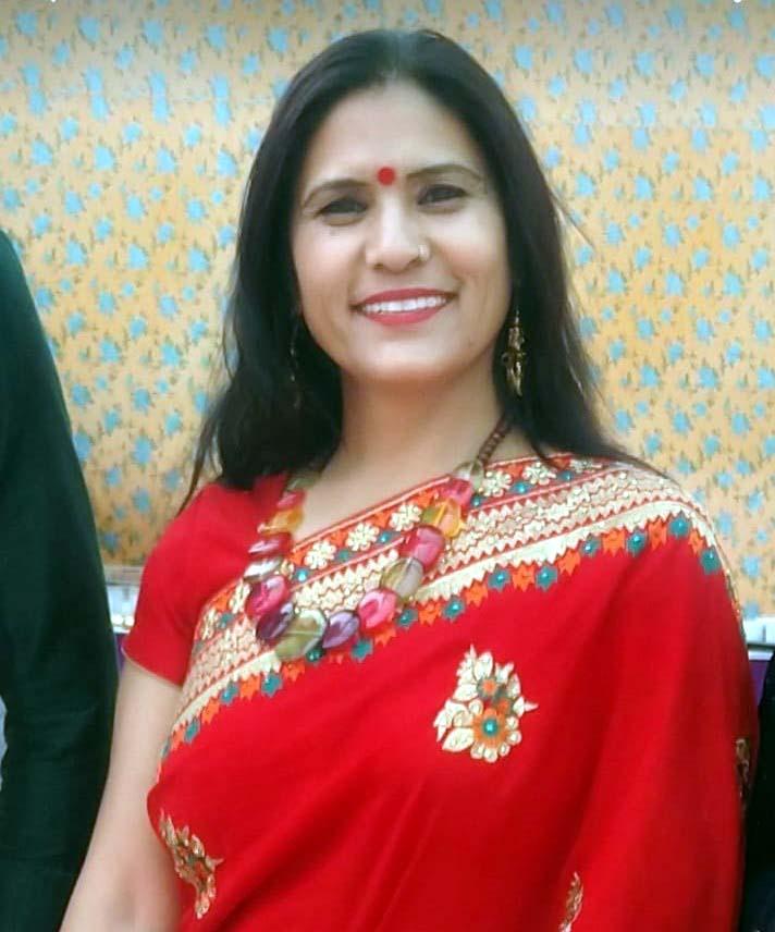 अनीता रोहिल्ला बनी भाजपा ओबीसी मोर्चा की सदस्य
