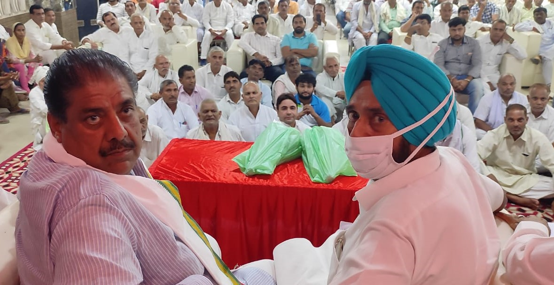चुनावी वायदों को पूरा कर रही गठबंधन सरकार : अजय चौटाला