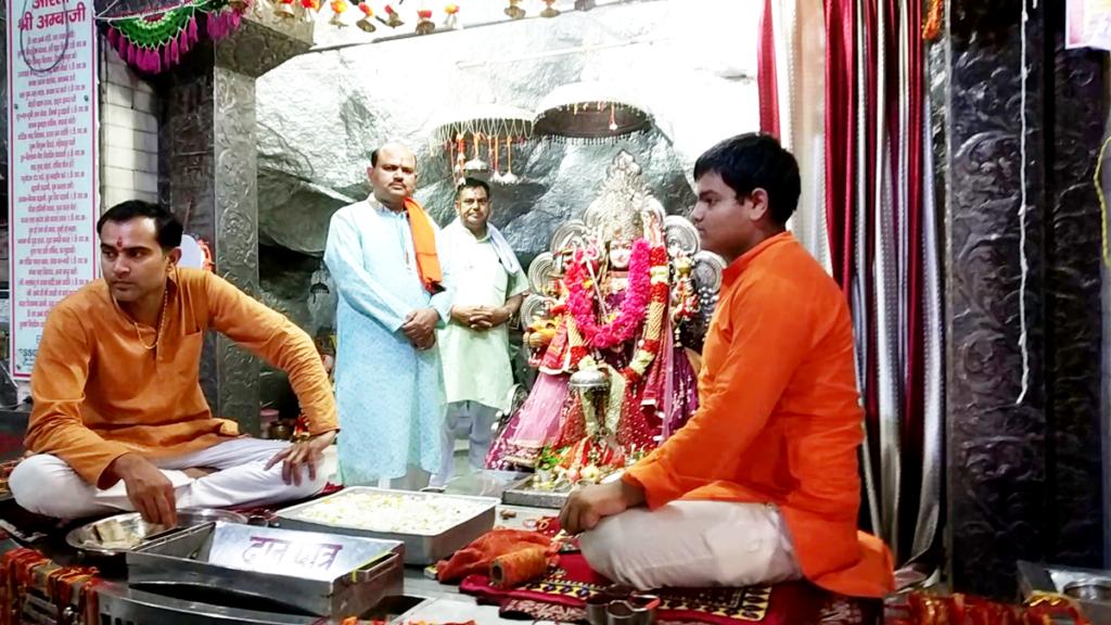 देवसर धाम : पहाड़ी वाले मां दुर्गा मंदिर का रहस्य, भिवानी क्षेत्र में देवसर धाम प्रसिद्ध स्थान