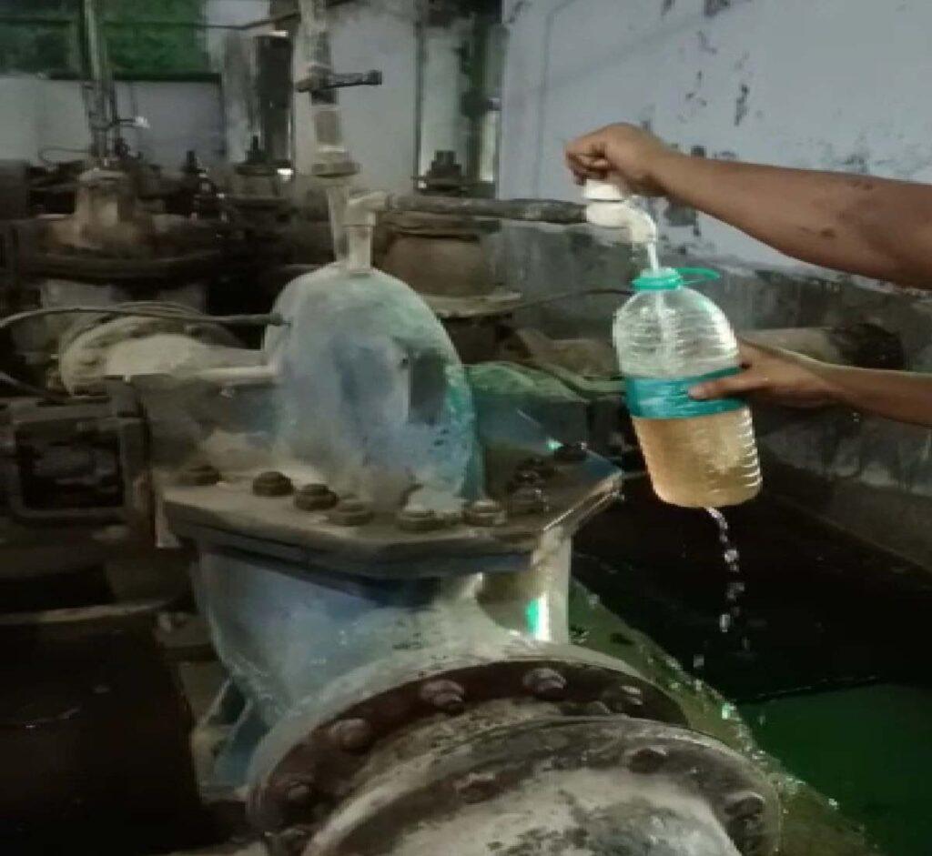 सरकार लोगों को पीने का शुद्ध पानी तक मुहैया नहीं करवा पा रही : विमल किशोर